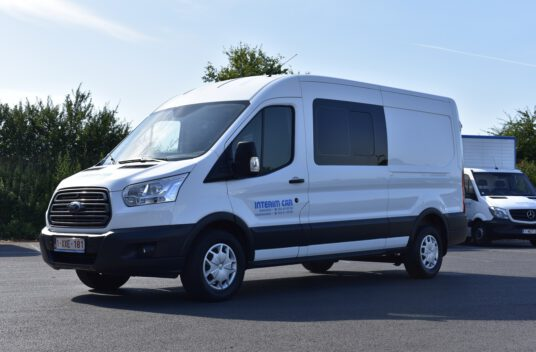 Ford Transit Dubbele Cabine